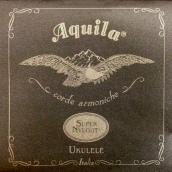 Aquila Super Nylgut Ukulele Strings