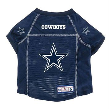 ESBONI Dallas Cowboys Pet Mesh Jersey