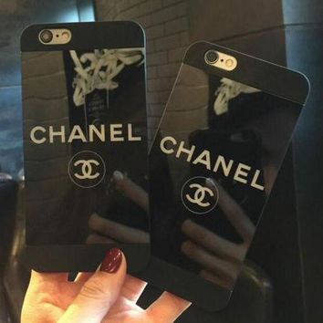 Perfect Chanel iPhone Phone Cover Case For iphone 6 6s 6plus 6s-plus 7 7plus