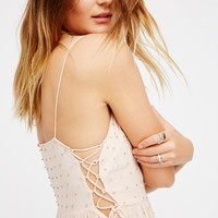 Free People Dream Of Diamonds Slip