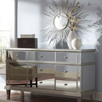 Garbo Mirrored Dresser