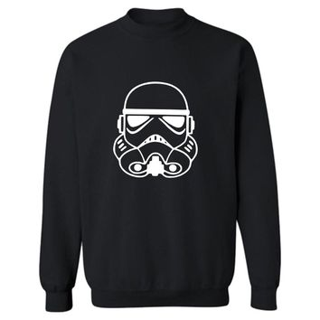 Soldier In Star Wars Capless Mens Hoodies And Sweatshirts Fashion Black Funny Clothes Casual High Quality Hoodies Men Hip Hop