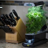 Miracle Gro AeroGarden Sprout with Gourmet Herb Seed Pod Kit