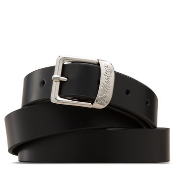 DR MARTENS SMOOTH LEATHER BELT