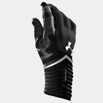 Men's UA Highlight Football Gloves | 1240110 | Under Armour US