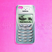 Iphone 5 Case, Nokia 3315 Baby Blue iPhone 5 case, iPhone 5 Cases, Case for iPhone 5