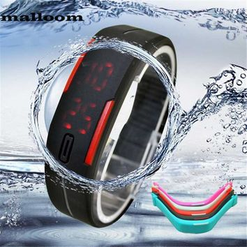 Men Women Children Electronic LED Digital Sport Watch