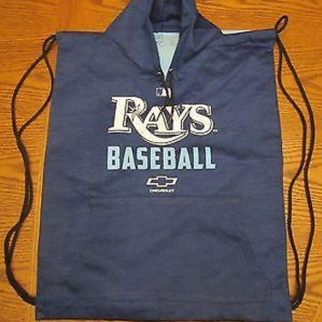 Chicago Cubs Joe Maddon Hoodie Backpack / Drawstring Bag SGA Rays  - FREE SHIP