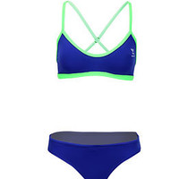 TYR Durafast Elite Solid Crossfit Workout Bikini at SwimOutlet.com - Free Shipping