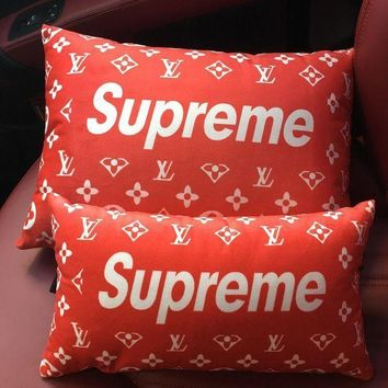 PEAPGZ9 Supreme Cars Cartoons Neck-protected Cushion [105073082380]