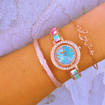Kanon Floral Stack