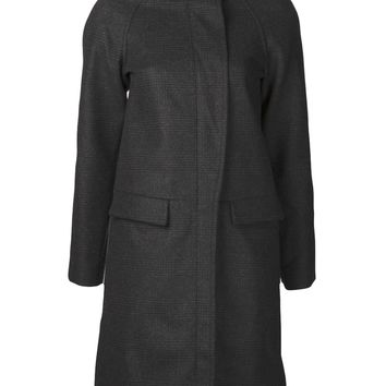 Theory 'Brinsley' Mid-Length Coat