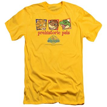 Land Before Time - Prehistoric Pals Short Sleeve Adult 30/1