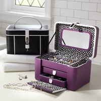 Classic Jewelry Lock Box
