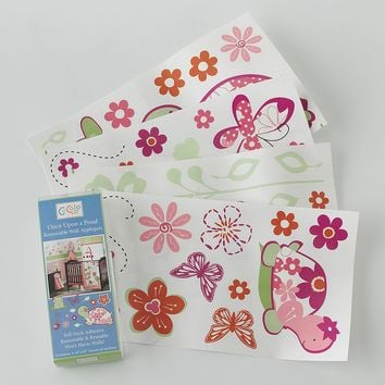 CoCaLo Baby Once Upon a Pond Wall Appliques
