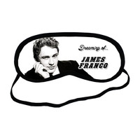 James Franco Dreaming Of Sleeping Mask