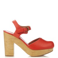 Dekalb leather platform sandals | Rachel Comey | MATCHESFASHION.COM US