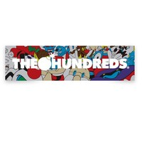 The Hundreds: Characters Sticker