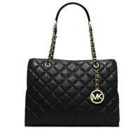 Michael Kors: Susannah Quilted-Leather Tote