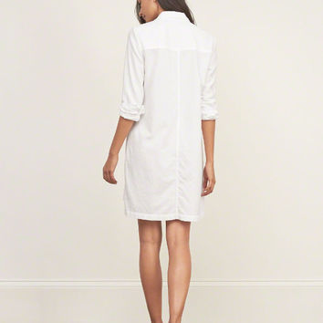 Oxford Shirtdress