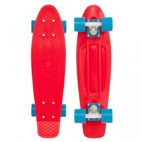 "Penny Skateboards USA Penny Original 22"" Red Blue - PENNY ORIGINAL 22"" - SHOP ONLINE"