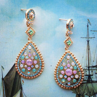 Pree Brulee - Botticelli Earrings