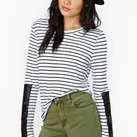 Province Striped Top