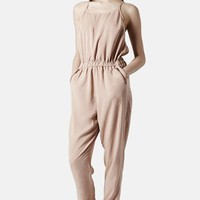 Women's Topshop Cross Back Jumpsuit