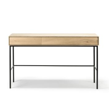 Ethnicraft Oak Whitebird Desk