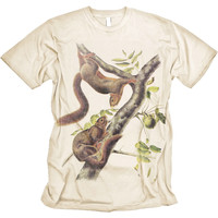 Squirrels In a Tree Shirt