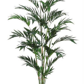 2 Artificial Palm Plants - Bamboo