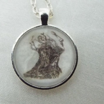 Unique Anatomy is Beautiful Pendant Necklace FREE SHIPPING
