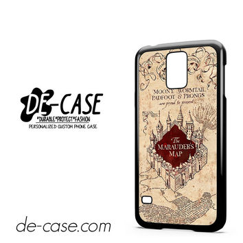Harry Potter Marauders Map For Samsung Galaxy S5 Case Phone Case Gift Present YO