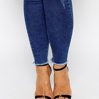 ASOS Pack of Two Fine Anklets and Toe Ring