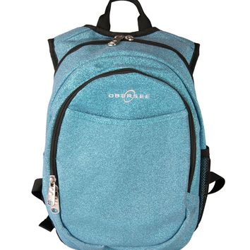 Obersee Pre-School Sparkle Backpack with Integrated Snack Cooler