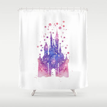 Curtains Ideas ariel shower curtain : Best Disney Shower Curtain Products on Wanelo