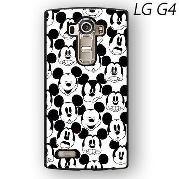 Mickey Mouse Wallpaper for LG G3/LG G4 phonecase