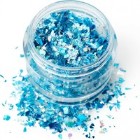 Blue Frosted Fairy Cosmetic Glitter