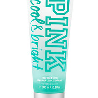 Cool & Bright 2-in-1 Wash & Scrub - PINK - Victoria's Secret