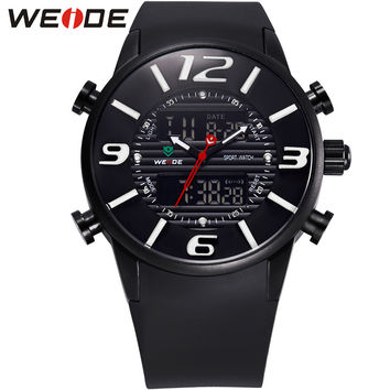 Watches Men's Military Quartz Army Diver Watch Luxury PU Strap Watches Diver for Men Meters Waterproof