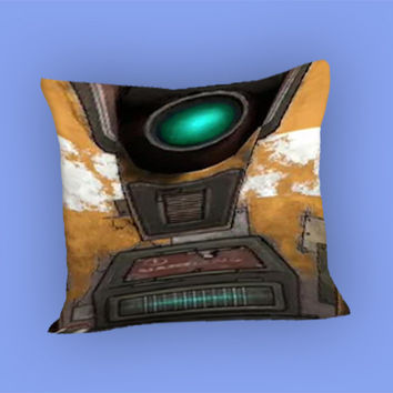 Claptrap 2 for Pillow Case, Pillow Cover, Custom Pillow Case **