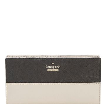 kate spade new york Cameron Street Collection Stacy Colorblocked Continental Wallet | Dillards