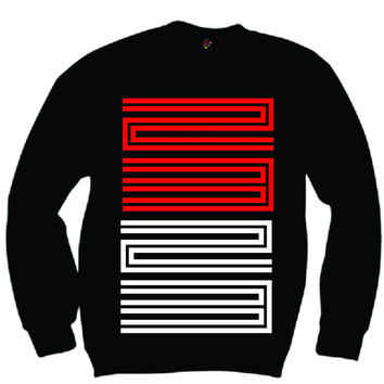 The Fresh I Am Clothing 2323 Bred 11 Low Crewneck