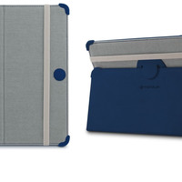 Marblue Carrying Case For Ipad Air Grey / Blue AJGR15