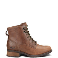 Brands | Cold Weather | Denhali UGGPure Leather Lace-Up Boots | Lord and Taylor