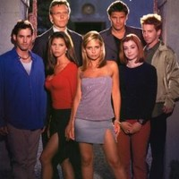 Amazon.com: Buffy The Vampire Slayer (TV) 11 x 17 TV Poster - Style C: Home & Kitchen