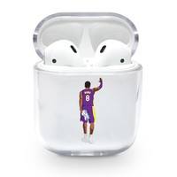 Retro Kobe Mamba Airpods Case
