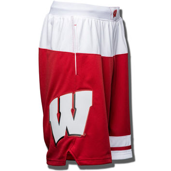 Adidas March Madness Basketball Shorts (Red) *