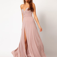 Lipsy VIP Thigh Split Maxi Dress