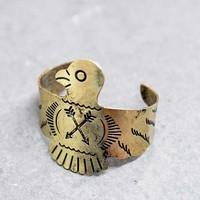 Native Eagle Cuff